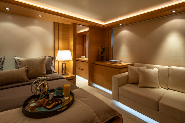 Yacht Celia double cabin