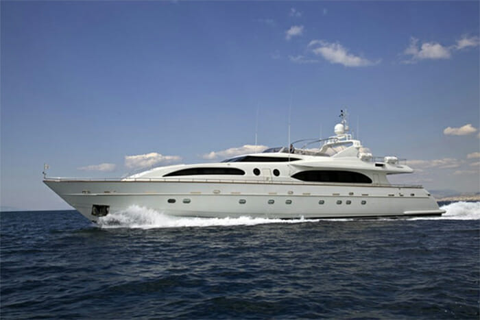Yacht Celia