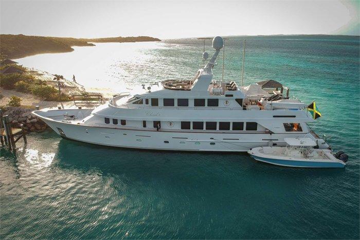 Yacht Cherish II main image