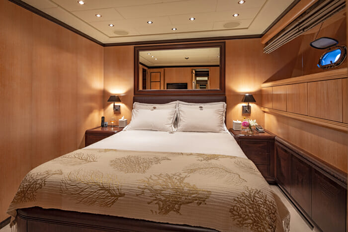 Yacht Cosmos I VIP Cabin