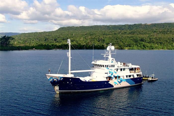 Yacht Dardanella