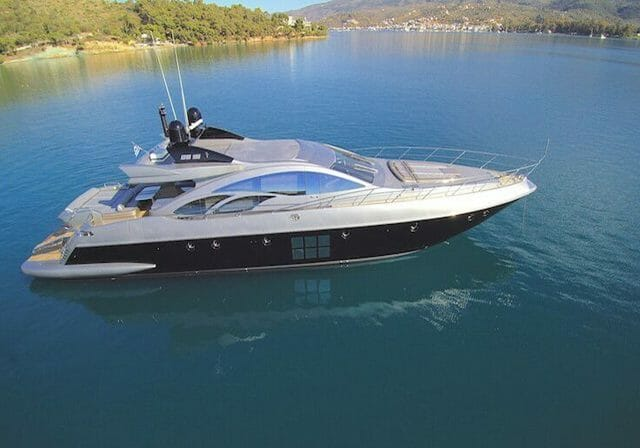Yacht Gissi