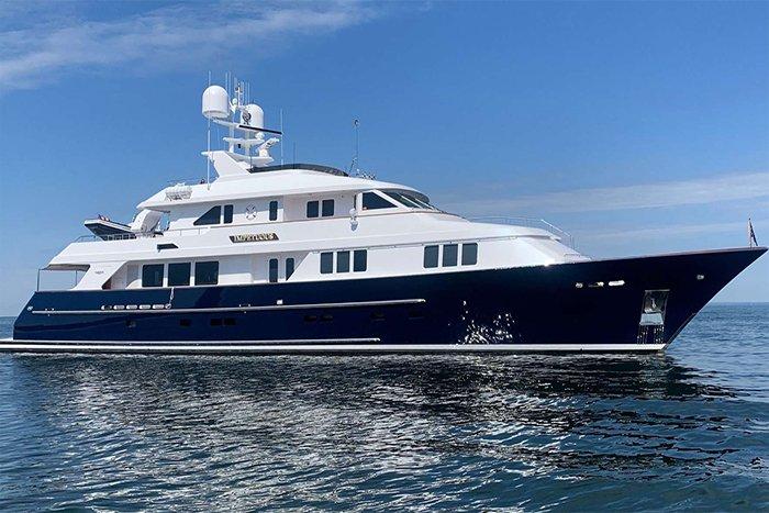 Yacht Impetuous main image