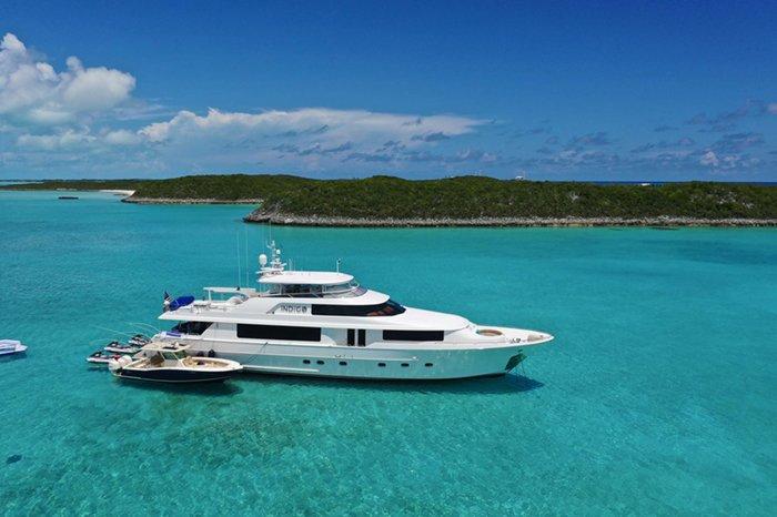 Yacht Indigo main image