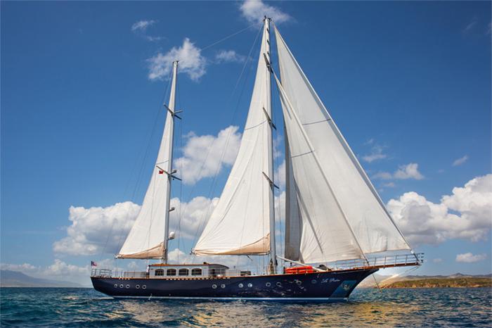 Yacht Le Pietre Profile