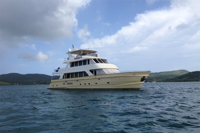 Yacht Magical Days
