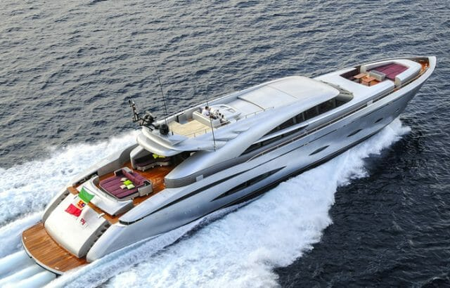 Top 10 Fastest Charter Yachts | Worldwide Boat