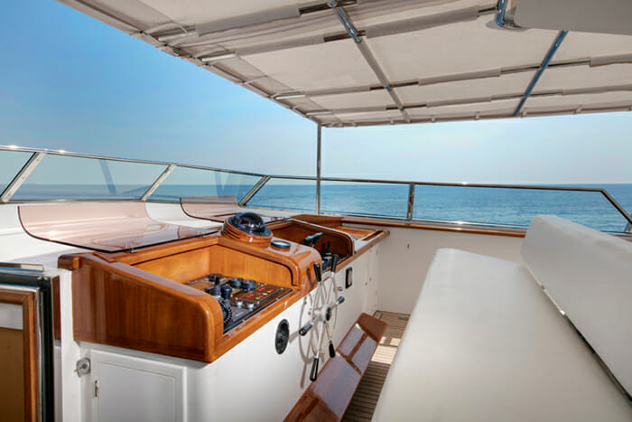 Yacht Nauta Flybridge