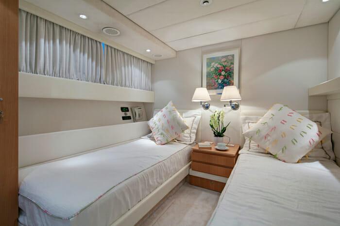Yacht Nauta Twin cabin 2