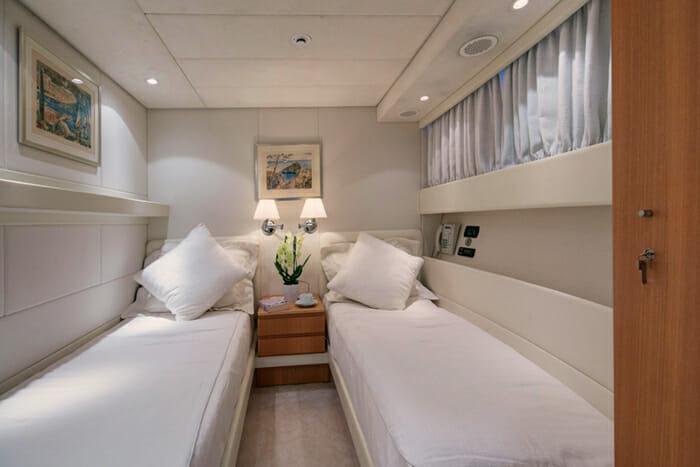 Yacht Nauta Twin cabin 3