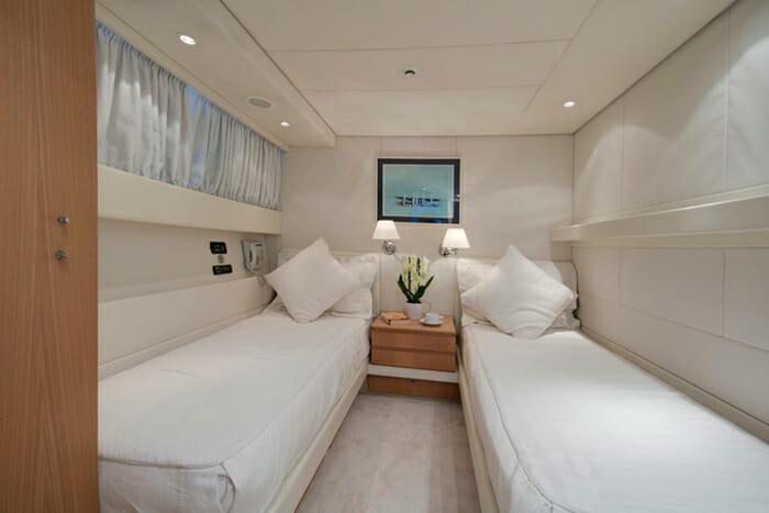 Yacht Nauta Twin cabin 1