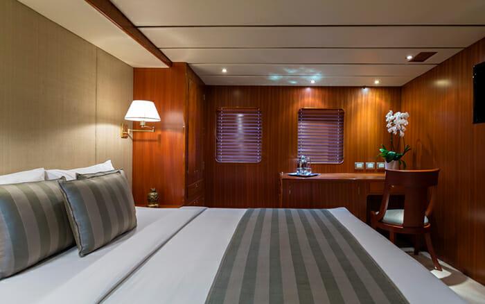Yacht Northern Sun Queen Cabin 1