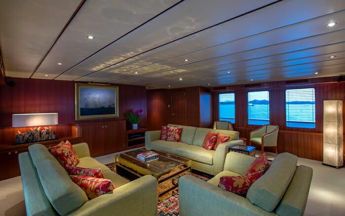 Yacht Northern Sun Skylounge