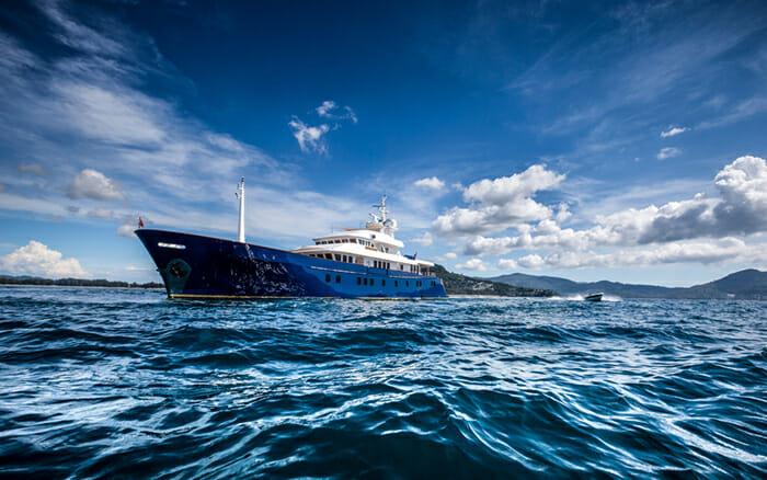 Yacht Northern Sun