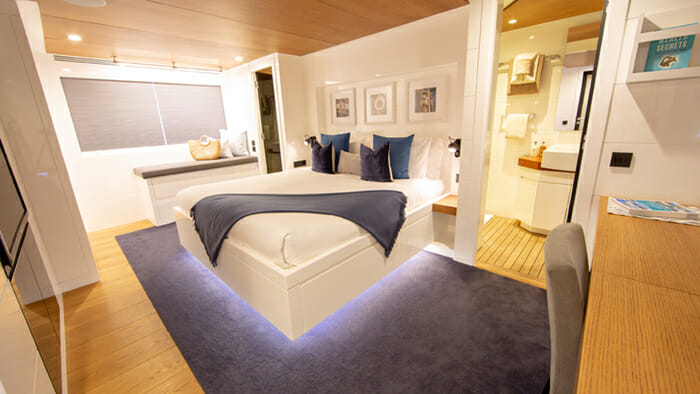 Yacht Preference 19 Master Cabin