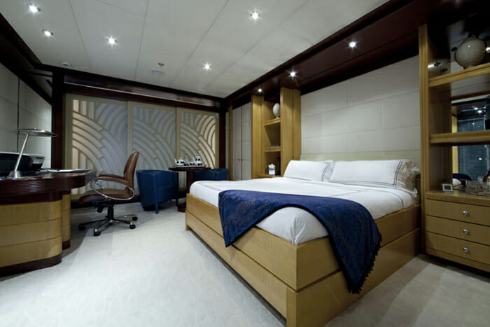 Yacht Sarah VIP Stateroom 2