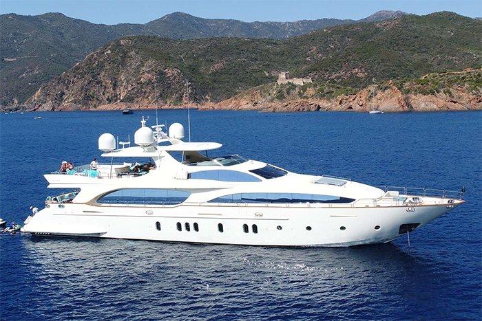 Yacht Sweet Emocean main image