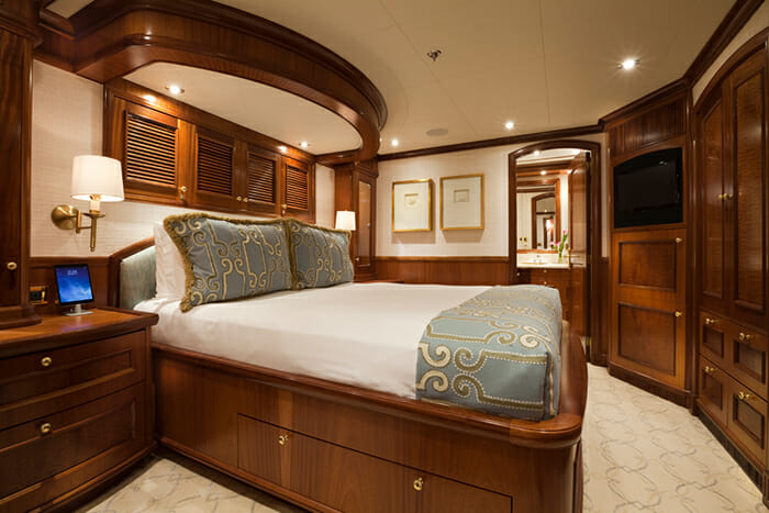 Yacht TCB Guest Cabin 2