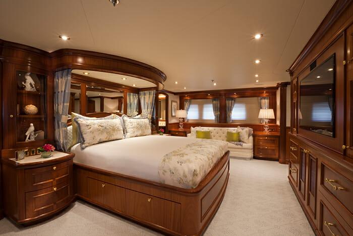 Yacht TCB Master Cabin