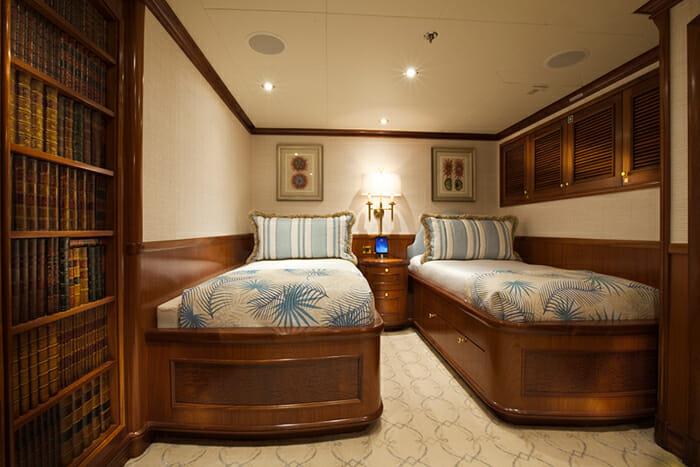 Yacht TCB Twin Cabin 2