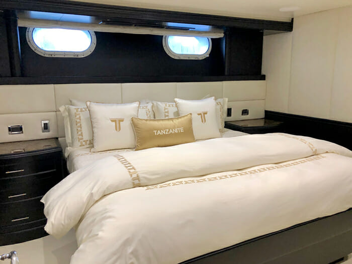 Yacht Tanzanite Guest Stateroom 2
