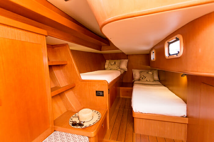 Yol Twin Cabin 2
