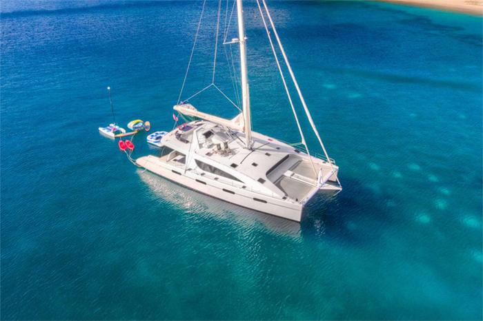 Zingara catamaran