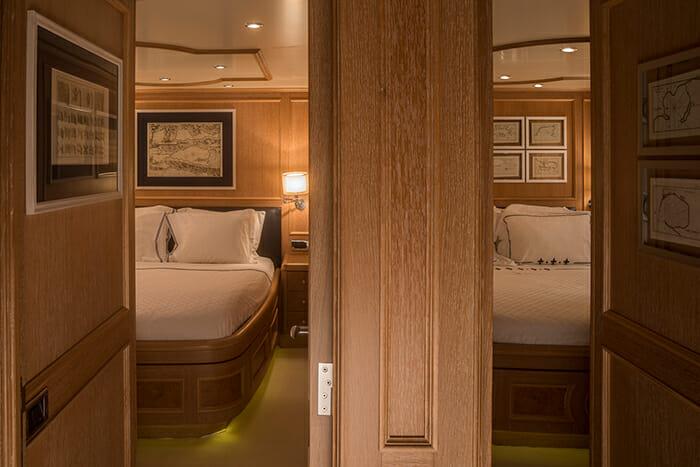 Albatross cabins