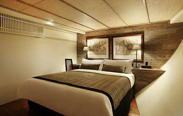 Alila Purnama guest cabin