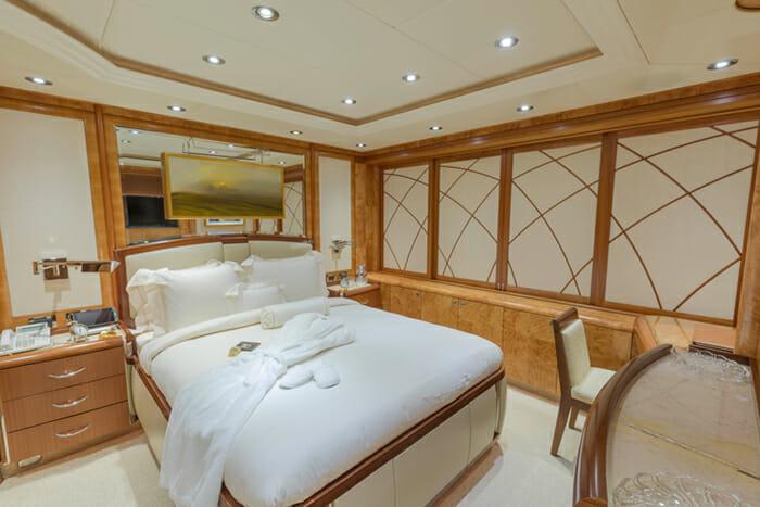 Allegria guest cabin