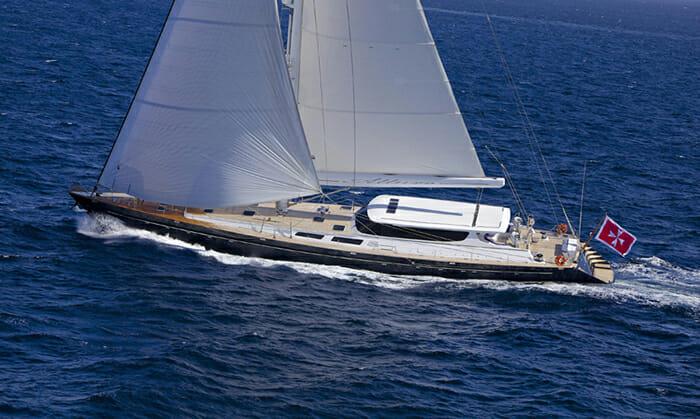 Alllure sailing