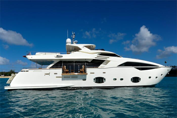 Yacht Amore Mio