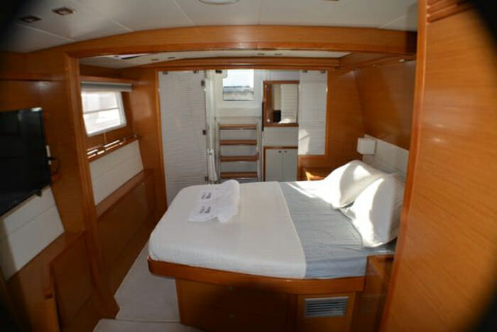 Amura II master cabin