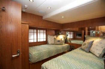 Andiamo twin cabin
