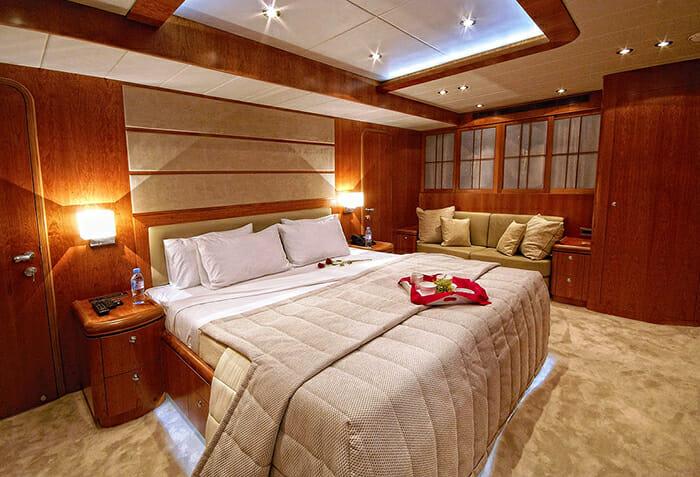 Annabel II master cabin