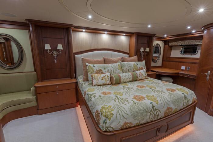 Anndrianna master cabin