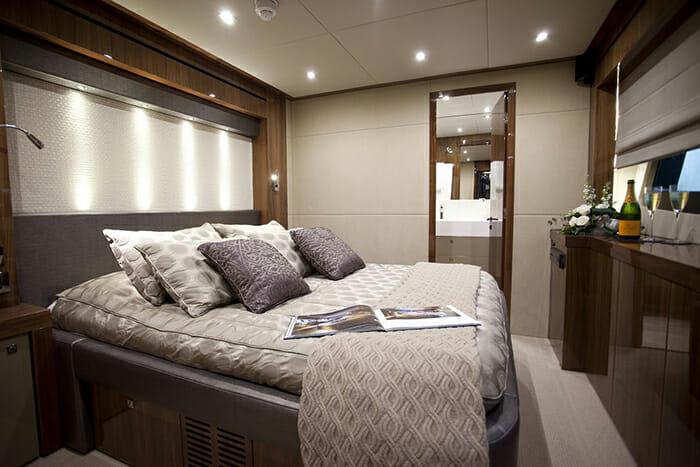 Aqua Libra guest cabin