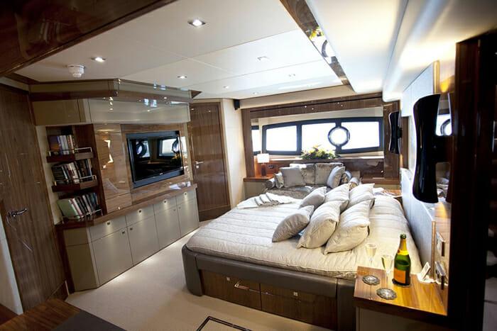 Aqua Libra master cabin