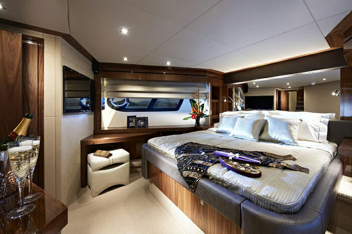 Aqua Libra vip cabin