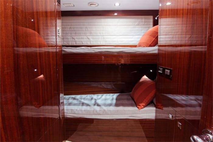 Aqua Life bunk cabin