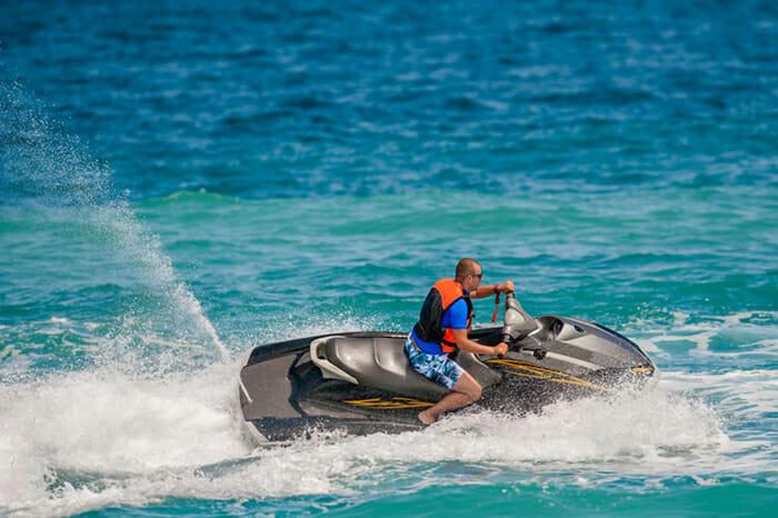 Aqua Life jetski