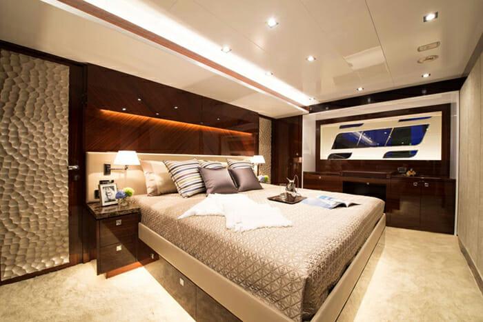 Aqua Life master cabin
