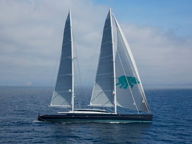 Yacht Aquijo