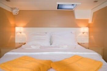 Arctic Queen guest cabin