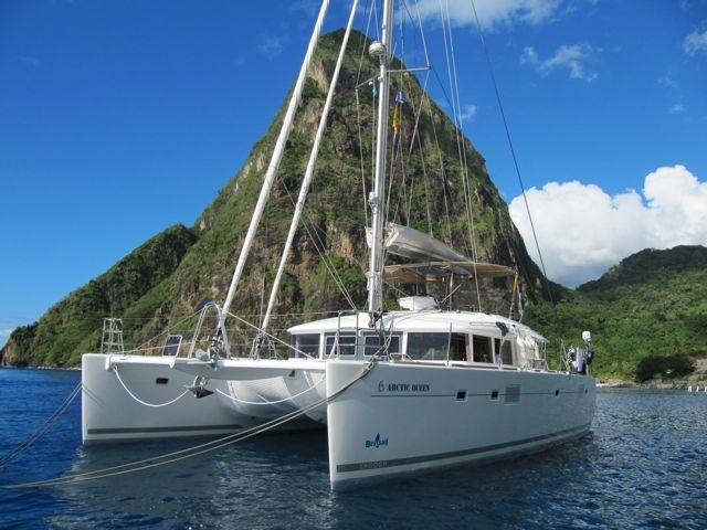 Yacht Arctic Queen