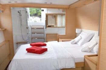 Arctic Queen master cabin