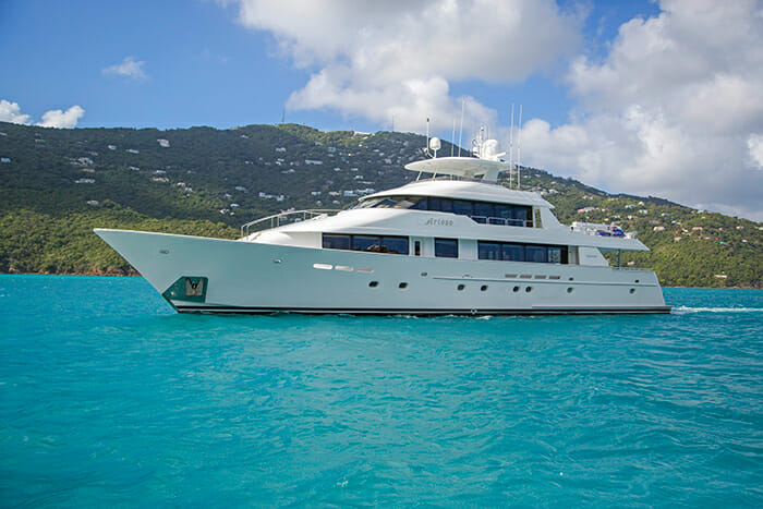 Yacht Arioso