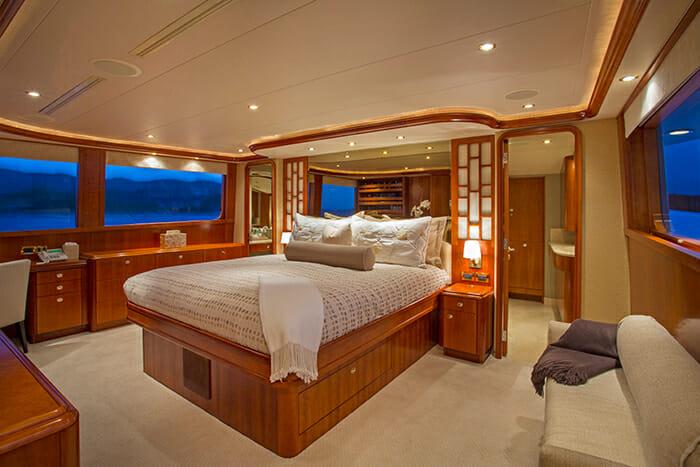 Arioso master cabin