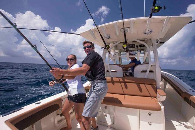 At Last fishing