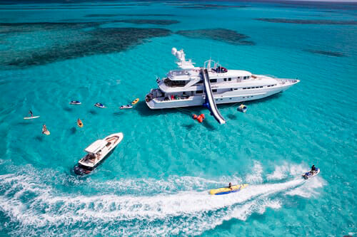 Yacht At Last
